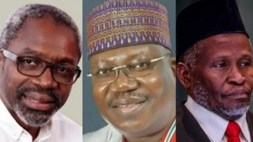 Lawan, Gbajabiamila, CJN Tanko, Others Principal Officers Are Under 'Secret' Investigation 5