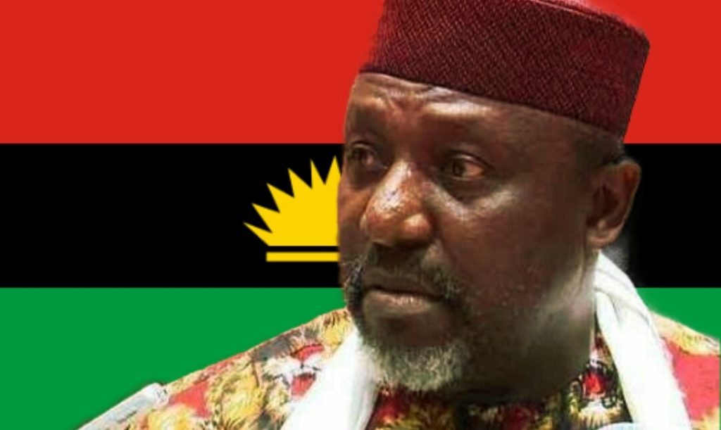 BIAFRA: I Don't Know IPOB's Agenda Or What They're Looking For Till Date - Rochas Okorocha 1
