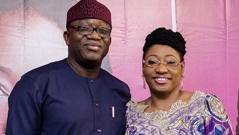 Fayemi Orders Investigation Into Killing Of 2 FUOYE Students Whom His Wife Is Blamed For 1
