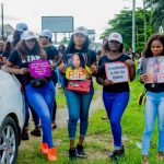 Outrage As Women Protesting The Port Harcourt Serial Killings Carry Placard Blaming The Victims 28