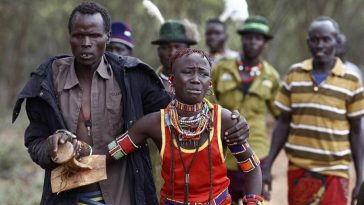 This Tribe Allow Men To Kidnap Girls They Want To Marry Before Asking For Father's Blessing 12