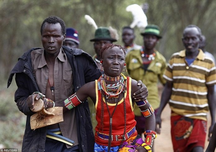 This Tribe Allow Men To Kidnap Girls They Want To Marry Before Asking For Father's Blessing 2