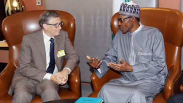 Bill Gate Shares His Wishes For Nigeria, Says Buhari Needs To Gain Confidence Of Nigerians 15