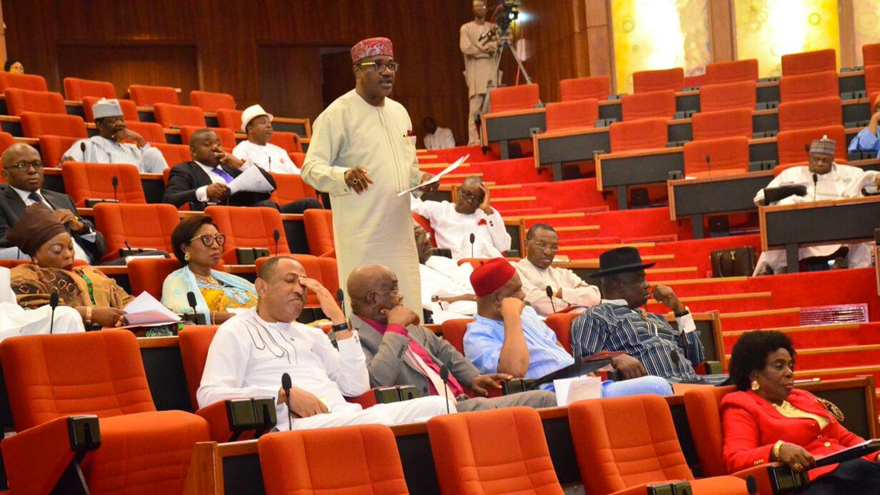 Senate Attacks Nigerians For Questioning Their Decision To Buy N5.5 Billion Expensive SUVs 1
