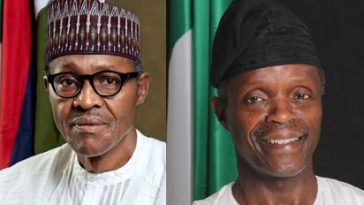 Some Nigerians Want To Cause Conflict Between Buhari And Osinbajo - Presidency Alleges 4
