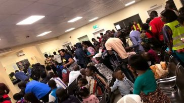 Xenophobia: Imo State Tops List Of Second Batch Of Returnees From South Africa 7