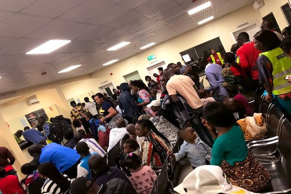 Xenophobia: Imo State Tops List Of Second Batch Of Returnees From South Africa 1