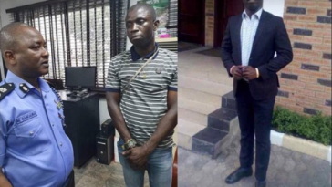 Port Harcourt Serial Killer 'Gracious David West' Finally Arrested By Nigerian Police [Video] 1