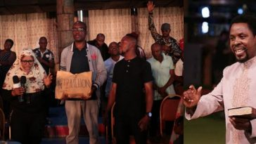 Xenophobia: TB Joshua Gives N12 Million Cash To Nigerians Coming Back From S'Africa 6