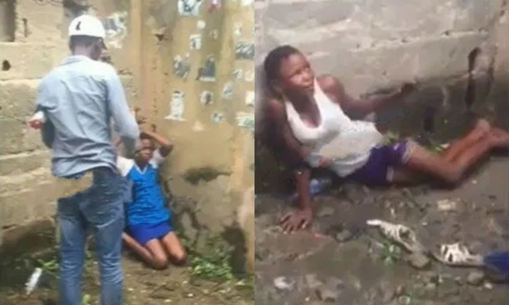 Househelp Who Was Planted to Steal Pants, Caught Two Days After Resuming Work [Video] 1