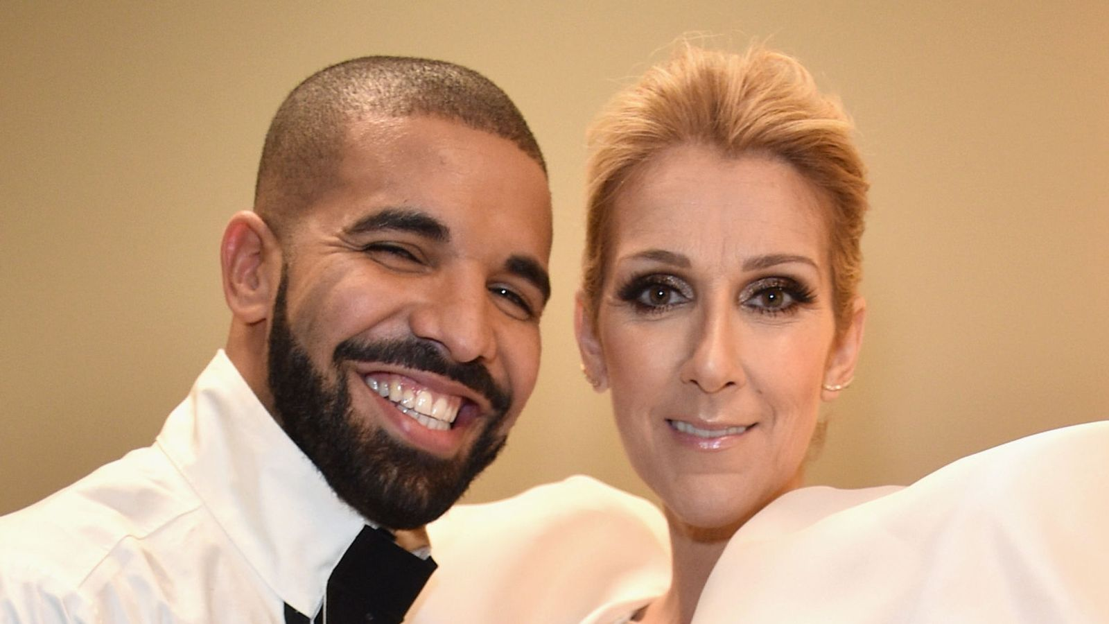 """""""I Love You Very Much, But Please Don't Tattoo My Face On Your Body - Celine Dion Begs Drake 1"""