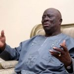 Afenifere Leader Calls For Break Up Of Nigeria Over Dominance Of Northern Muslims 28
