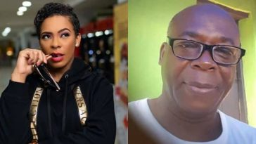 Ex-BBNaija Star, TBoss Loses Her Dad, Regrets Keeping Malice With Him When He Was Alive 2