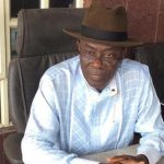 """""""Amange Is Not One Of Us"""" - PDP Disowns Former Senator As He Defects To APC 28"""