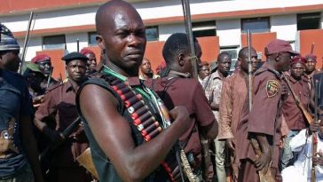 Government Hires 200 Special Hunters To Fight Boko Haram Terrorists In Borno State 6