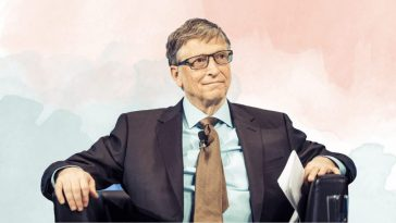 My American Citizenship, Being Born To Wealthy Parents Aided My Success - Bill Gates 4