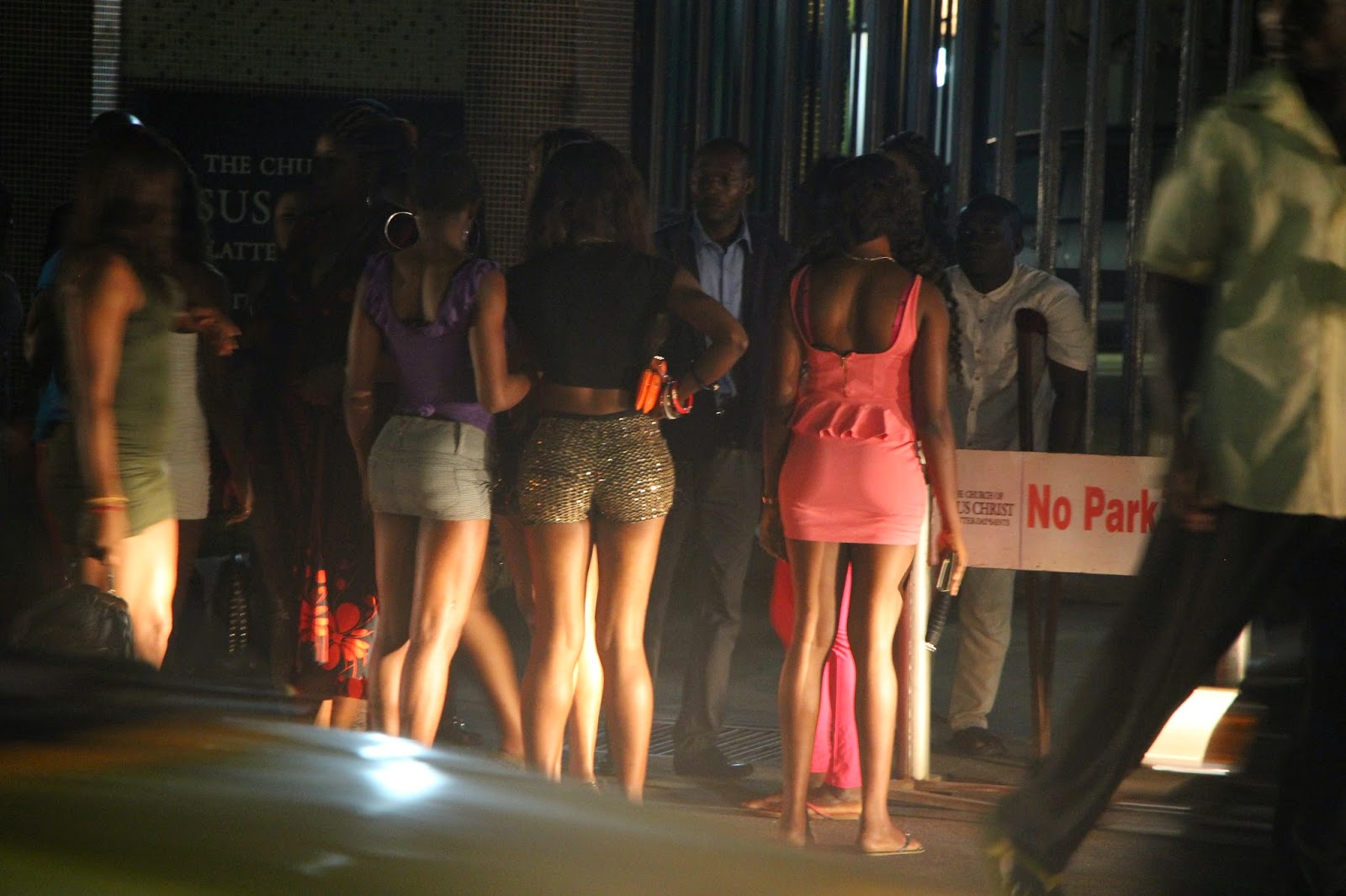 The underage girls of mexico's sex trade