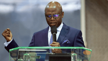 I Am Destined To Be Next President Of Nigeria After Buhari - Pastor Tunde Bakare [Video] 2
