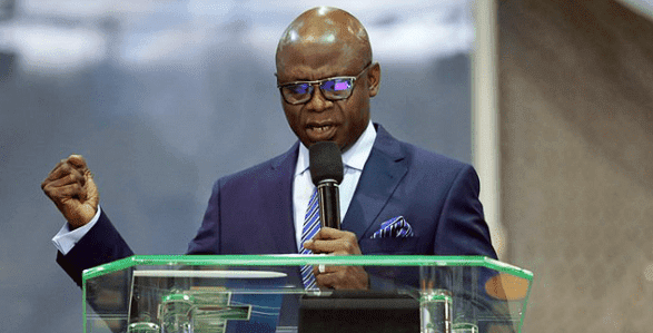 I Am Destined To Be Next President Of Nigeria After Buhari - Pastor Tunde Bakare [Video] 1