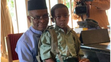 Governor El-Rufai Vows His Son Will Remain In Public School, Despite Kidnappings In Kaduna 3