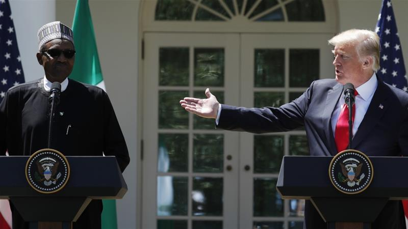 """""""End Religious Persecution"""" - Trump Tells Buhari, Other World Leaders At 74th UNGA 1"""