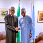 """You Bear Heavy Weight On Your Shoulders,"" Buhari Tells UNGA President, Muhammad-Bande 27"