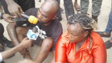 Police Arrests Husband And Wife Who Stole N60 Million After Hacking Into NHIS Account 1