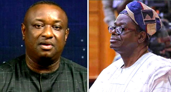 Buhari Removes Festus Keyamo As Niger Delta Minister, Redeploys Him To Labour 1