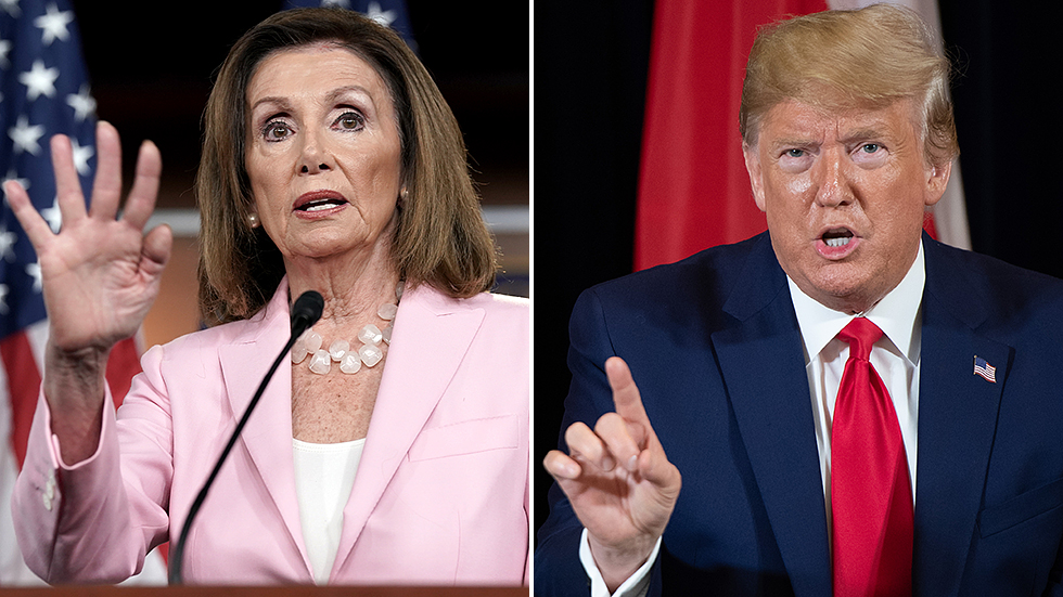 US Congress Moves To Impeach Trump Over Claims He Sought Political Favour From Ukraine 1