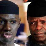 Vice President, Yemi Osinbajo Fights Back Allegations Of Corruption By Timi Frank 28