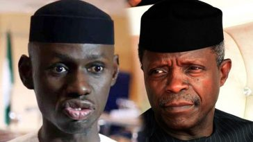 Vice President, Yemi Osinbajo Fights Back Allegations Of Corruption By Timi Frank 10