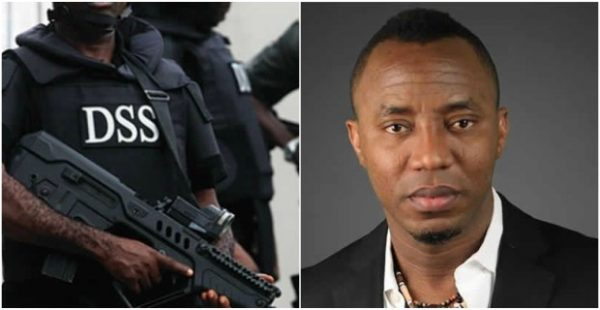 Federal High Court Orders DSS Boss To Release Sowore Or Go To Jail For Disobedience 1