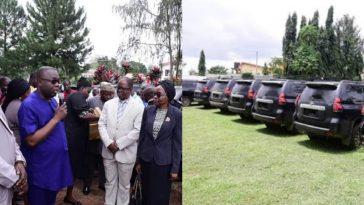 Governor Akeredolu Buys 16 Brand New Toyota Prado Jeep For All Judges In Ondo [Photos] 6