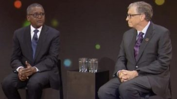 My Only Prayer Is To Give Out Chunk Of My Wealth To Charity Like Bill Gates - Dangote 7