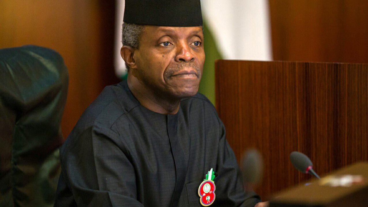 N90bn Alleged Fraud: VP Osinbajo Don't Have Power To Waive His Immunity - Lawyer 1