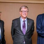 PHOTOS: President Buhari Meets Bill Gates, Dangote At UN General Assembly In New York 27