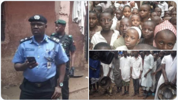 House Of Horror: Police Rescues Over 300 Chained Persons In Kaduna Islamic Centre 13