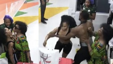 BBNaija: Mercy And Tacha Fights Dirty, Calls Each Other Clout Chaser, Instagram Beggar [Video] 2