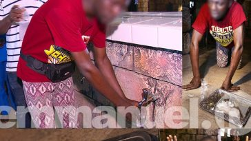 Secret Cult Member Confesses, Vomits 'Physical Demon' In TB Joshua's Church [Video] 7
