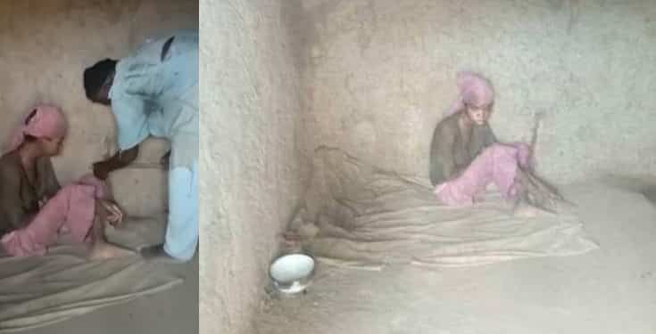 Father Chains His Daughter For 2 Years Because She Rejected Forced Marriage In Kano [Video] 1