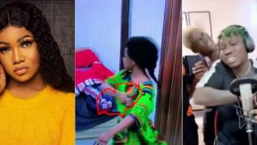 BBNaija: Zlatan Trolls Tacha In New Song, Sings About Her Alleged Body Odour [Video] 7