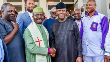 N90bn Alleged Fraud: CAN Declares Osinbajo Innocent, Says 'The Church Will Fight For Him' 5