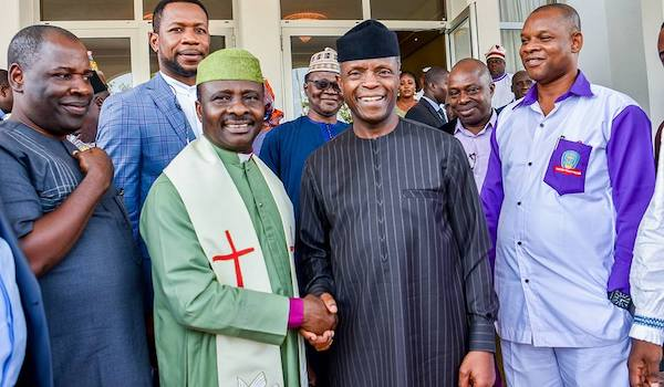 N90bn Alleged Fraud: CAN Declares Osinbajo Innocent, Says 'The Church Will Fight For Him' 1