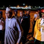 President Buhari Returns To Abuja After Attending UN General Assembly In New York [Photos] 28