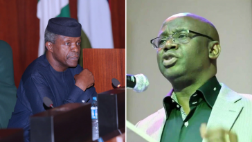 Osinbajo Will Have The Last Laugh, Except He Has Violated His Oath - Pastor Bakare 6