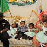 After 15 Years Of Marriage, God Finally Blessed Us With Quadruplets - Gov Dickson's Wife 28