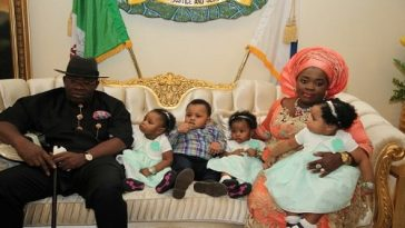 After 15 Years Of Marriage, God Finally Blessed Us With Quadruplets - Gov Dickson's Wife 7
