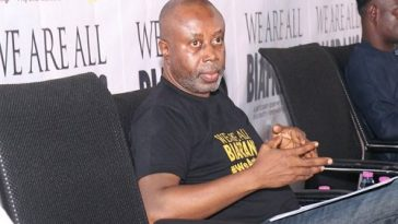 Activist Chido Onumah Released After Being Arrested For Wearing 'We Are All Biafrans' T-Shirt 3