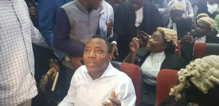 BREAKING: Court Grants Sowore N100 Million Bail, Restricts Him From Travelling Out Of Abuja 1