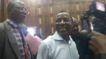 Breaking News: Court Reduces Omoyele Sowore's Bail From N100 Million To N50 Million 9